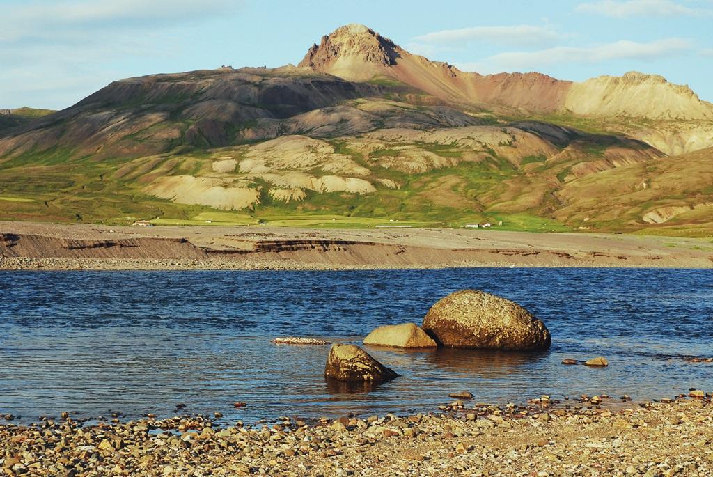 malownicze Borgarfjörður